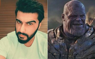 Arjun Kapoor Gives Avengers: Endgame A Bollywood Twist; Says 'OG Avenger' Raaj Kumar Defeated Thanos, Not Iron Man- VIDEO