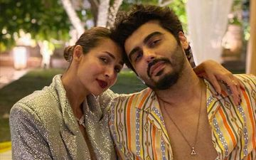 New Year 2021: Malaika Arora Posts A Loved-Up Picture With Arjun Kapoor; BFF Kareena Kapoor Khan Gushes Over Her 'Two Favourites'
