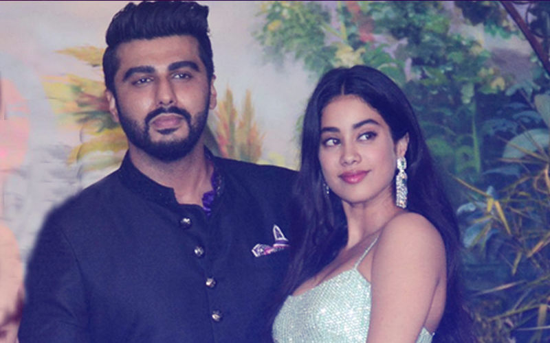 Arjun Kapoor Trolling Janhvi Kapoor Is What Brother-Sister Bond Is All About