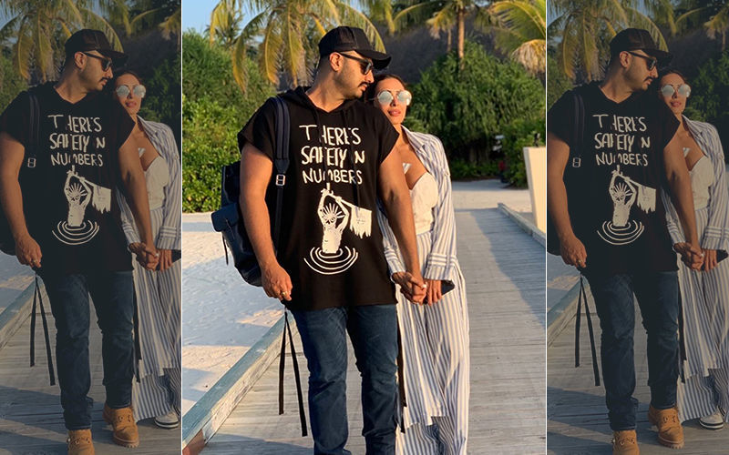 "Malaika Arora On Being In Love With Arjun Kapoor, ""I Think Everybody Should Be Given A Second Chance"""