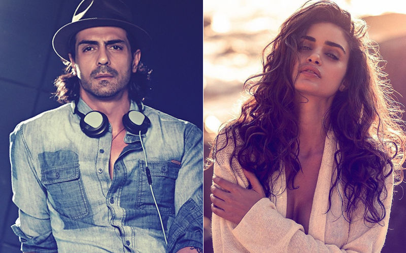 After Dining With South African Model Gabriella Demetriades, Arjun Rampal Parties Hard With Her