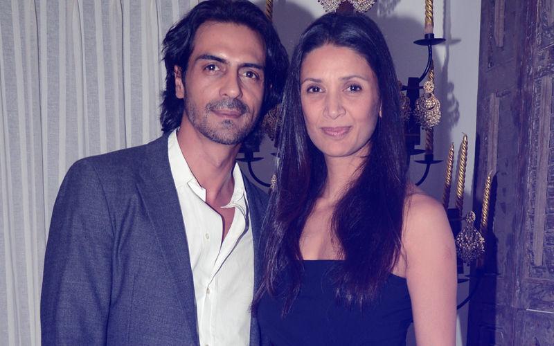 Shocking: 20 साल की शादी को तोड़ तलाक ले रहे हैं अर्जुन रामपाल और मेहर जेसिया