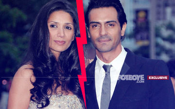 Trouble In Paradise: Arjun Rampal & Mehr Jessia Not Living Together Anymore!