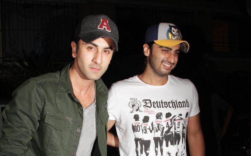 Arjun Kapoor Once Took Relationship Advice From Ranbir Kapoor And This Happened