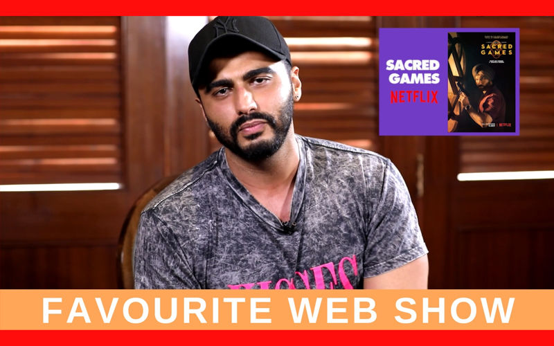 JUST BINGE: Guess Which Web Shows Have Caught Arjun Kapoor's Fancy?