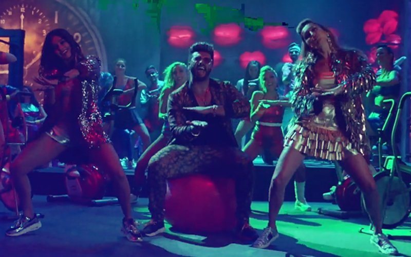 Bhavesh Joshi Song: 'Item Boy' Arjun Kapoor Shows You A Sexy Way To Workout!