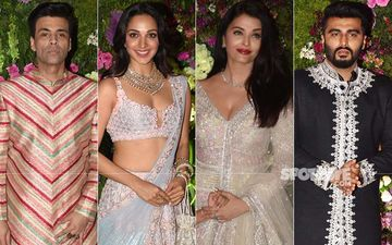 Armaan Jain Wedding: Karan Johar, Kiara Advani, Aishwarya Rai, Arjun Kapoor Walk In Wearing Best Traditional Outfits