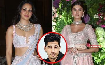 Armaan Jain Wedding: Sidharth Malhotra's Current Girlfriend Kiara Advani And Ex Tara Sutaria Share The Dance Floor But Exchange Cold Vibes- EXCLUSIVE