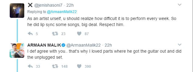 armaan malik trolled by bieber fans for tweeting negative about the pop sensation