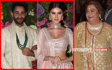 Armaan Jain Wedding: Tara Sutaria Impresses Aadar Jain's Family; Mother, Rima Jain Tells Lovebirds, 'Ab Apni Bhi Shaadi Ki Date Fix Karo Jaldi'- EXCLUSIVE