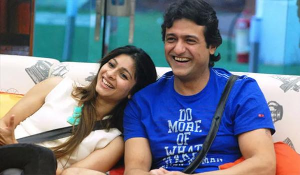 Armaan Kohli With Tanisha Mukerji