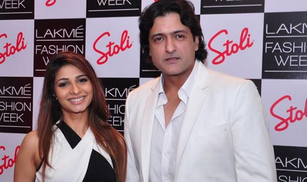 Armaan Kohli With Tanishaa Mukherji