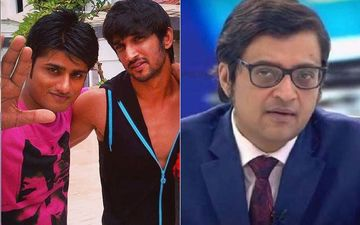 Sushant Singh Rajput's Friend Sandip Ssingh Sues Arnab Goswami And Republic TV For Defamation; Demands 200 Crores As Compensation