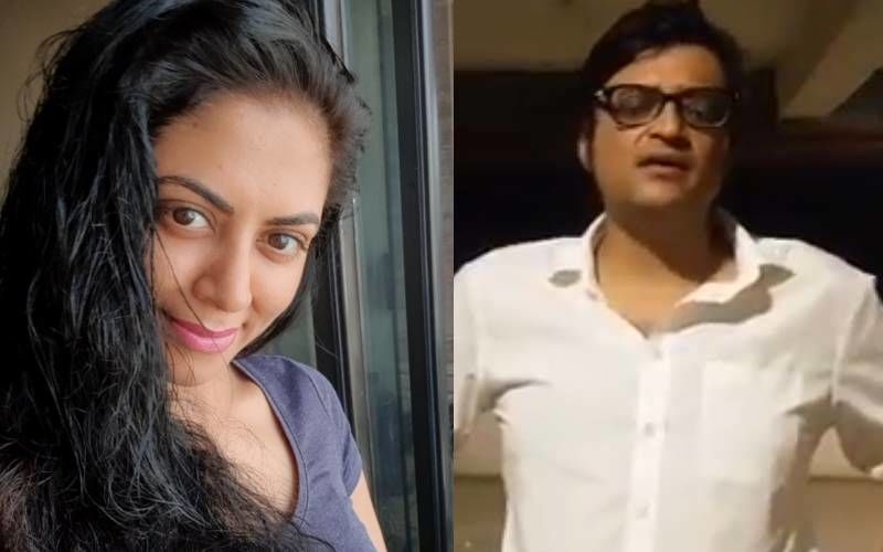 Kavita Kaushik Takes A Jibe At Arnab Goswami? Talks About  Turning A 'Blatant Fabricated Lie' Into Truth By Making Video