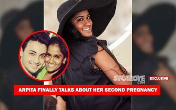 Arpita Khan: Yes I Am Pregnant With My Second Baby, Due In January 2020; Entire Khan-daan Is Overjoyed- EXCLUSIVE
