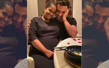 Arpita Khan Sharma Wishes Husband Aayush Sharma On Their 5th Wedding Anniversary With A Series Of Adorable Pictures