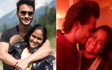 Arpita Khan Sharma And Aayush Sharma Post Sugar Sweet Pictures With Adorable Notes As They Celebrate Their 6th Wedding Anniversary