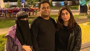 AR Rahman On Being Criticised For Making Daughter Khatija Wear Burqa, 'It's Her Choice'