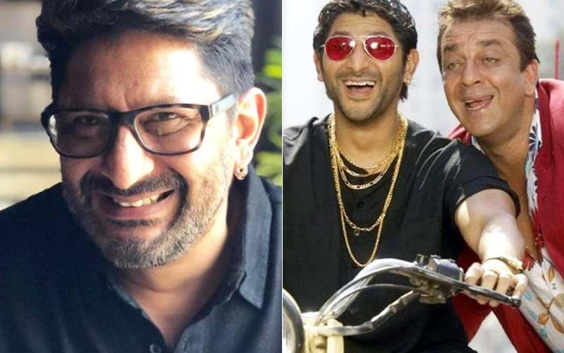 Arshad Warsi AKA Circuit Reveals Munna Bhai 3 Isn't Happening; Says 'You Should All Go To Rajkumar Hirani's House And Threaten Him'