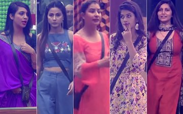 BEST DRESSED & WORST DRESSED Of The Week In Bigg Boss 11: Arshi Khan, Hina Khan,  Shilpa Shinde, Bandgi Kalra Or Sapna Choudhry?