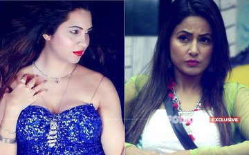 Bigg Boss 11: Arshi REVEALS Why Hina SKIPPED Her Bash!