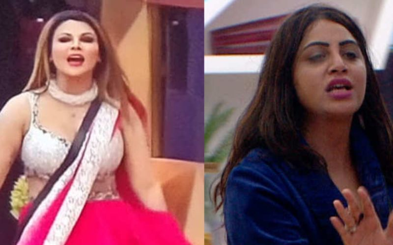 Bigg Boss 14 Dec 31 SPOILER ALERT: Arshi Khan Is AGAINST Rakhi Sawant Becoming The Next Captain; Calls Her 'Unhygienic'