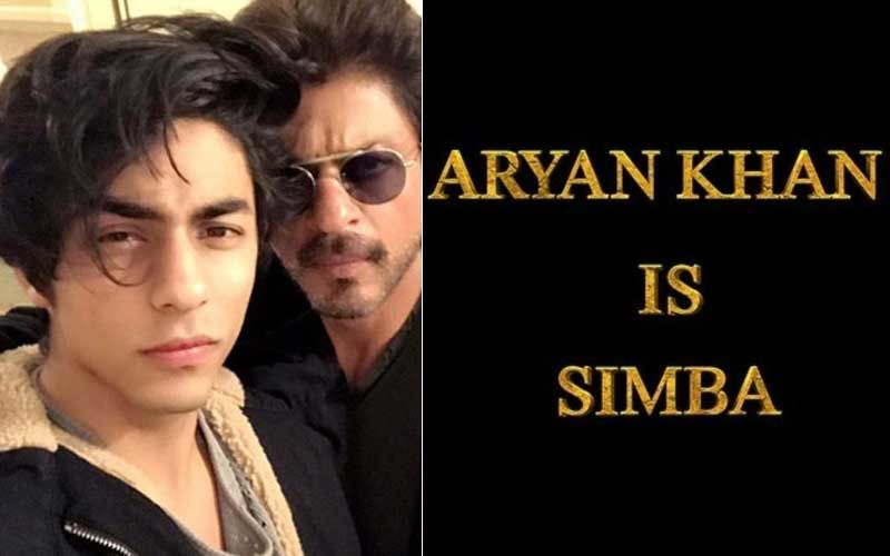 The Lion King: Shah Rukh Khan's Son Aryan Khan Sounds EXACTLY Like His Dad In The Latest Teaser