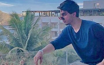 Shah Rukh Khan's Son Aryan Khan's UNSEEN Picture Sporting A Goatee Goes Viral On Social Media