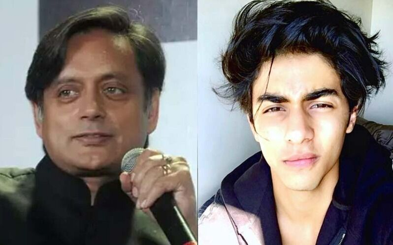 Shashi Tharoor Slams Those Who Are 'Witch-Hunting' Shah Rukh Khan Over His Son Aryan Khan's Arrest