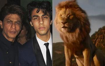 'द लॉयन किंग' टीज़र हुआ रिलीज़, शाहरुख़ खान के बेटे आर्यन की आवाज़ सुनकर आप हो जाएंगे हैरान