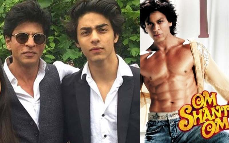 Shah Rukh Khan's Son Aryan Once KICKED A Girl For Calling SRK Fat; The Actor Then Got Six-Pack Abs For His Role In Om Shanti Om