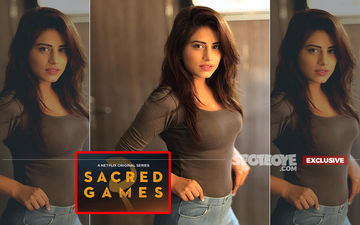 "As Sacred Games 2 Fever Catches Up, Bhumika Gurung Says, ""It's My Dream To Be A Part Of It"" - EXCLUSIVE"