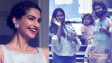 Shahid Kapoor Throws Sonam Kapoor Off Guard, Asks 'When Will You Also Have Kids?'