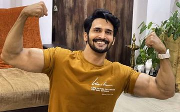 Bhushan Pradhan In Biker Shorts Gives Fitness Inspiration To Fans