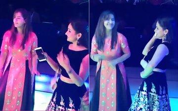 DESI THUMKA ON LOOP: Bigg Boss 11 Winner SHILPA SHINDE Burns The Dance Floor With Gia Manek