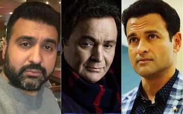 Rishi Kapoor Passes Away: Raj Kundra, Sanjay Gupta Make A Drink, Raise A Toast With #CheersChintuji; Fans Join In