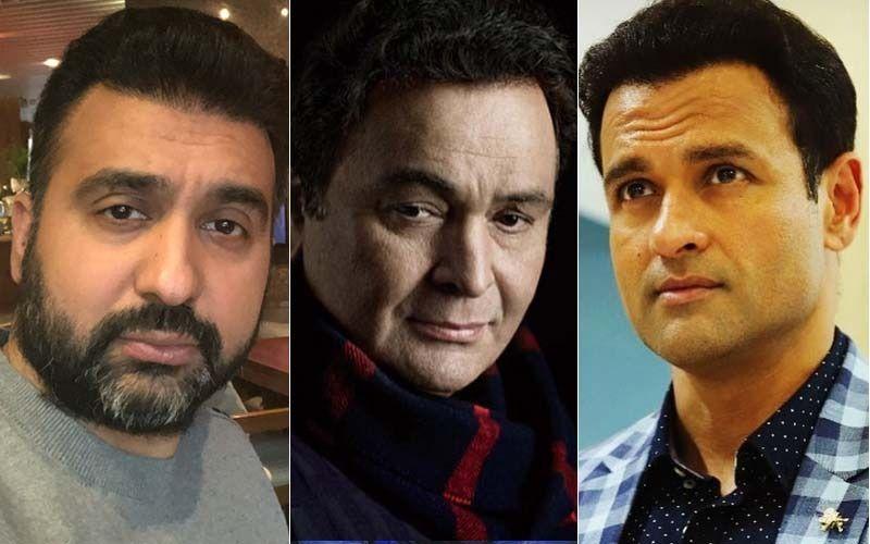 Rishi Kapoor Passes Away: Raj Kundra, Sanjay Gupta Make A Drink, Raise A Toast With #CheersChintuji; Fans Join In