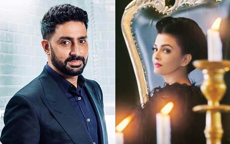 Aishwarya Rai Bachchan's Hindi Voice Over For Angelina Jolie's Maleficent Has Impressed Hubby Abhishek Bachchan