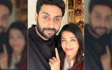 Coronavirus Lockdown: Aishwarya Rai Bachchan And Abhishek Bachchan Encourage People To Talk About Mental Health Problems- Pic Inside