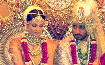 Did You Know There Was A Filmy Twist Just A Night Before Abhishek Bachchan And Aishwarya Rai Bachchan's Wedding In 2007?