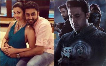 Breathe: Into The Shadows: Aishwarya Rai Bachchan Endorses Husband Abhishek Bachchan's  OTT Debut, 'Shine On Baby'