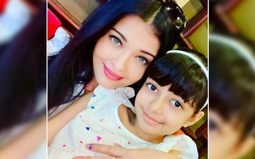 Aishwarya Rai Bachchan Shares An Adorable Picture Of Aaradhya And Her Heartwarming Teachers' Day Greeting - See Pic