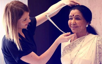 Asha Bhosle To Be Immortalised At The New Madame Tussauds Wax Museum