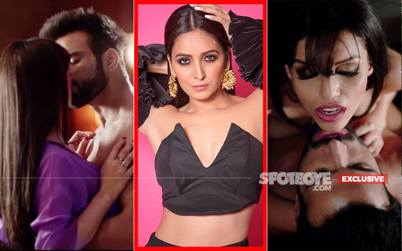 Asha Negi's Surprising Reaction On Boyfriend Rithvik Dhanjani's Sex Scene With Kyra Dutt In XXX