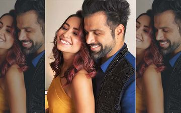 After Rithvik Dhanjani, Asha Negi Shares Cryptic Post About Being Able To Grow; Posts Old Pic Of A Lovely Evening With Him