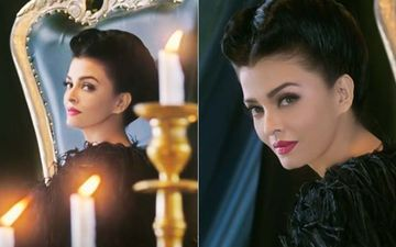 Aishwarya Rai Bachchan's Hairdo For Maleficent: Mistress Of Evil Has A French Connection Inspired By Angelina Jolie