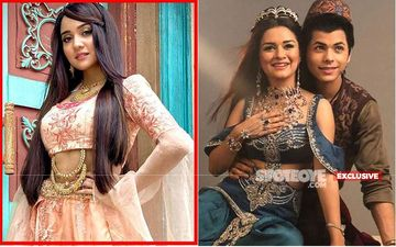 Ashi Singh On Replacing Avneet Kaur In Aladdin -Naam Toh Suna Hoga, 'Was Apprehensive To Replace Her, I Knew Fans Love Her And Siddharth Nigam's Jodi'- EXCLUSIVE VIDEO