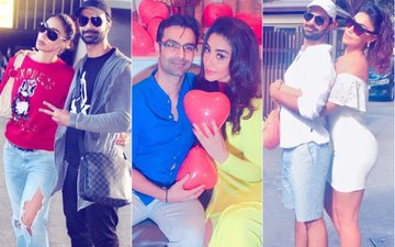 WOAH! Ashmit Patel & Maheck Chahal Get ENGAGED In Spain