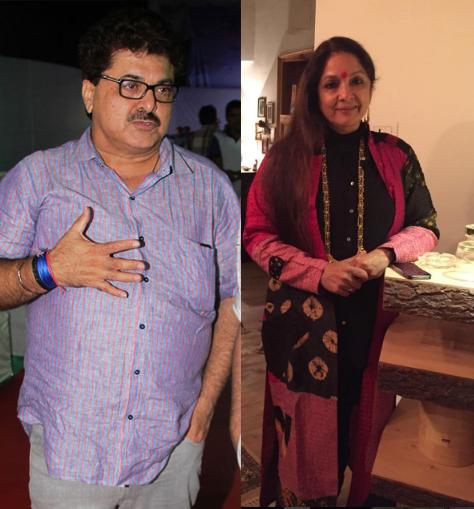 ashoke pandit and neena gupta
