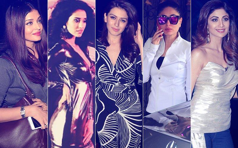 STUNNER OR BUMMER: Aishwarya Rai Bachchan, Disha Patani, Hansika Motwani, Kareena Kapoor Or Shilpa Shetty?